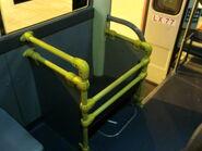 Luggage Rack AMS LX77