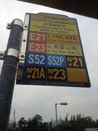 Tung Chung Cable Car Terminal bus stop 22-04-2015(3)