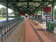 Disneyland Public Transport Interchange 24-03-2015