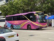 Keung Kee Tours SZ3682 MTR Free Shuttle Bus E99M 13-06-2021(3)