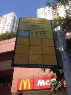 Lei Tung Estate bus stop 02-03-2016(1)