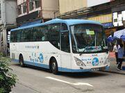 TZ9717 Mong Kok to Huanggang Port 25-03-2019