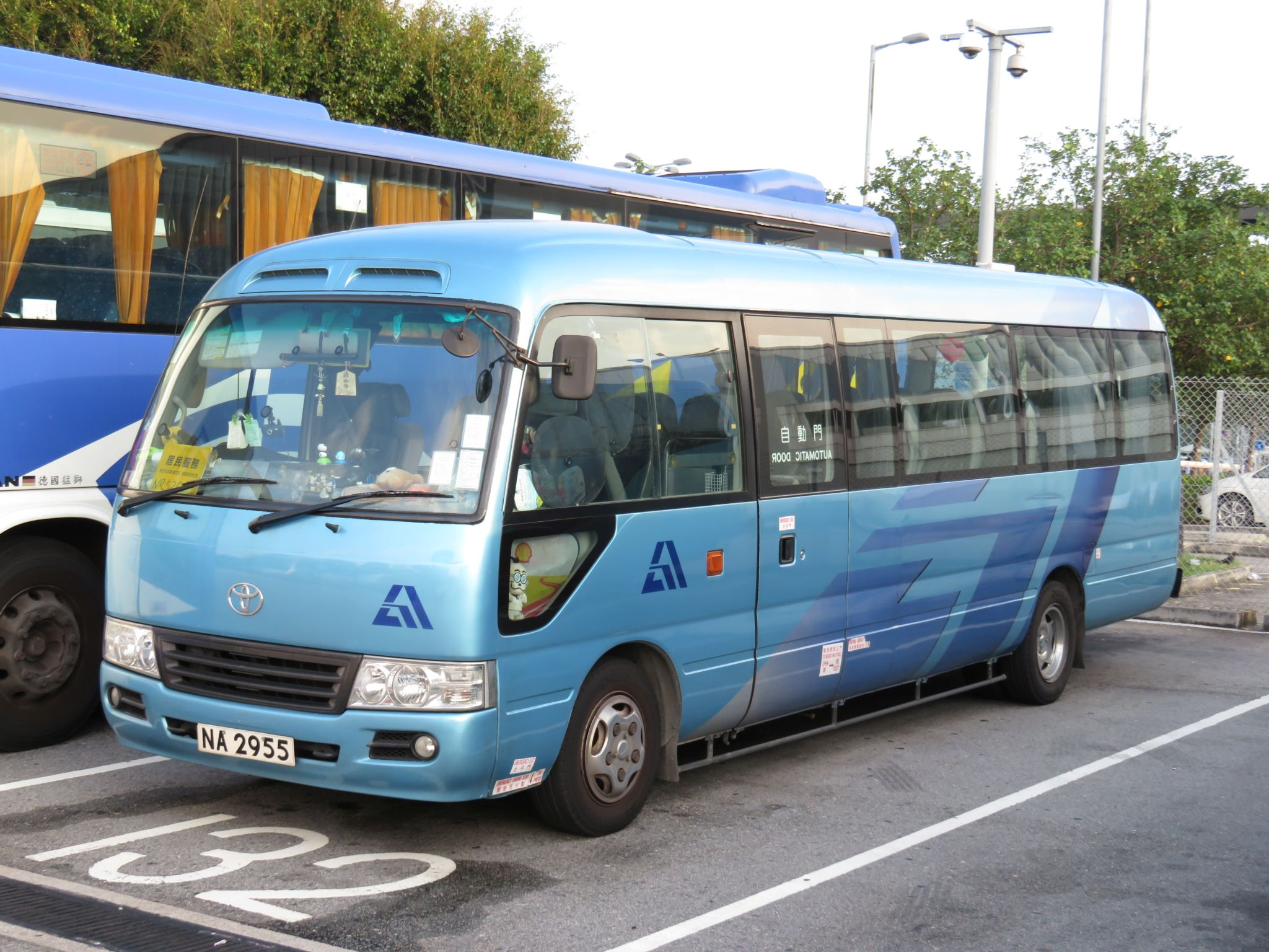 居民巴士NR520線