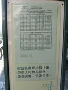 NR524 short route timetable Mar13