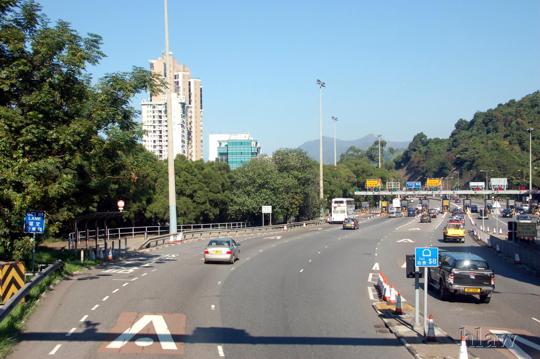 獅子山隧道公路