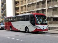 HV3788 Jackson Bus Department of Health bus to Shenzhen Bay 26-08-2021