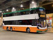 5232 NWFB 682 in Wu Kai Sha Station 24-02-2020