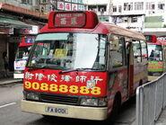 Minibus KT Kennedy Town