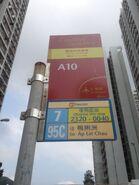 Chi Fu Landmark bus stop 05-05-2016(2)