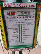 KNGMB 45B route notice-1