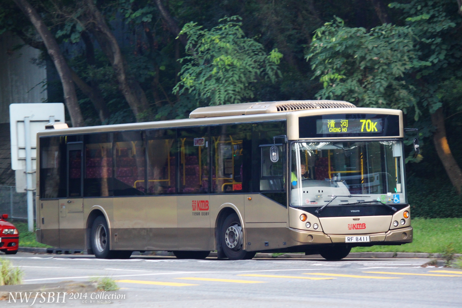 九巴70K線