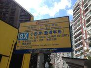 CTB 8X terminus stop 14-05-2015