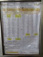 NR533 timetable eff 20190801
