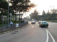 San Tin CRP Lok Ma Chau end