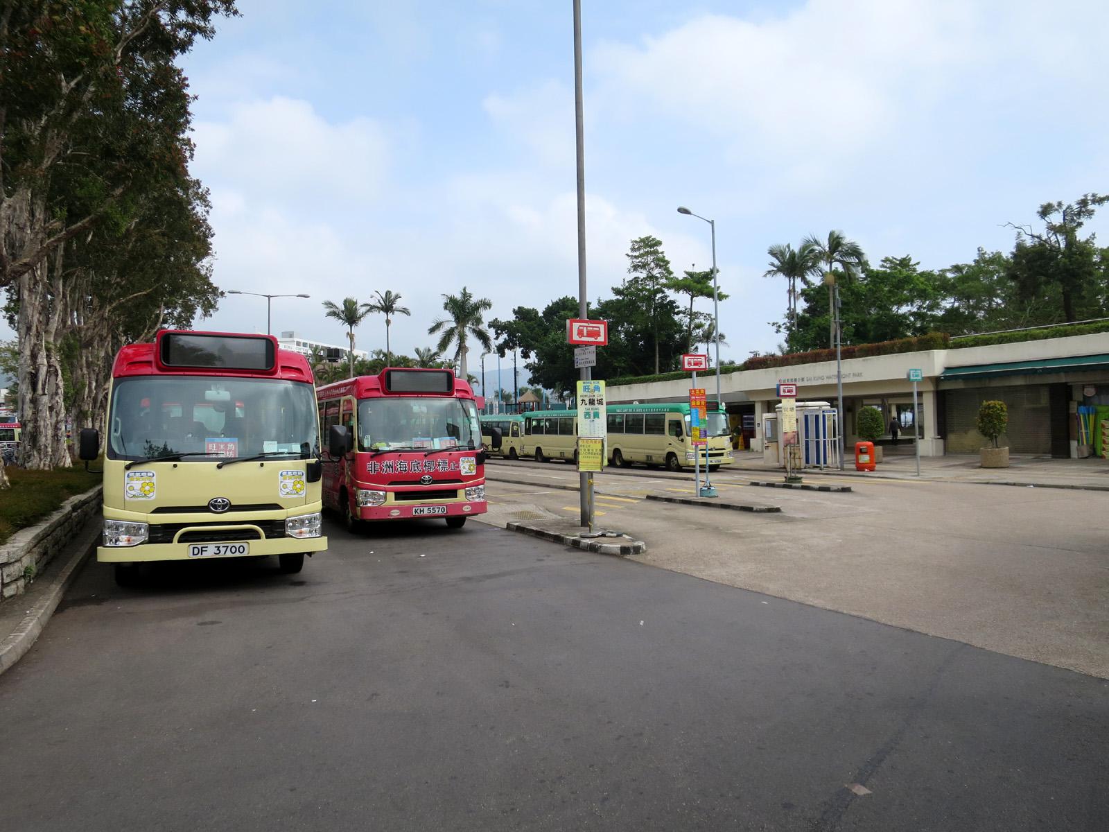 西貢 (惠民路) 總站