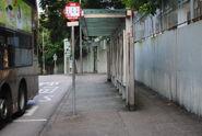 迦密中學站景