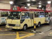 NN8938 Mong Kok to Tsuen Wan 26-08-2021