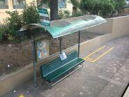 Ngan Wan Estate bus stop view 10-01-2020