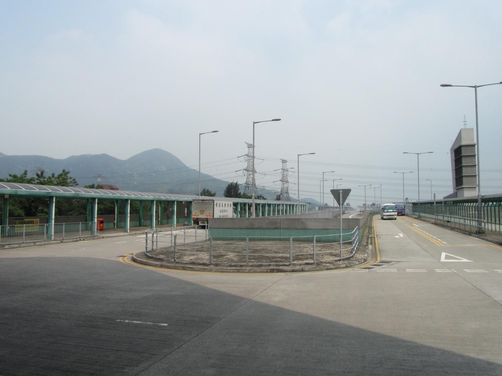 兆康站 (北) 公共運輸交匯處