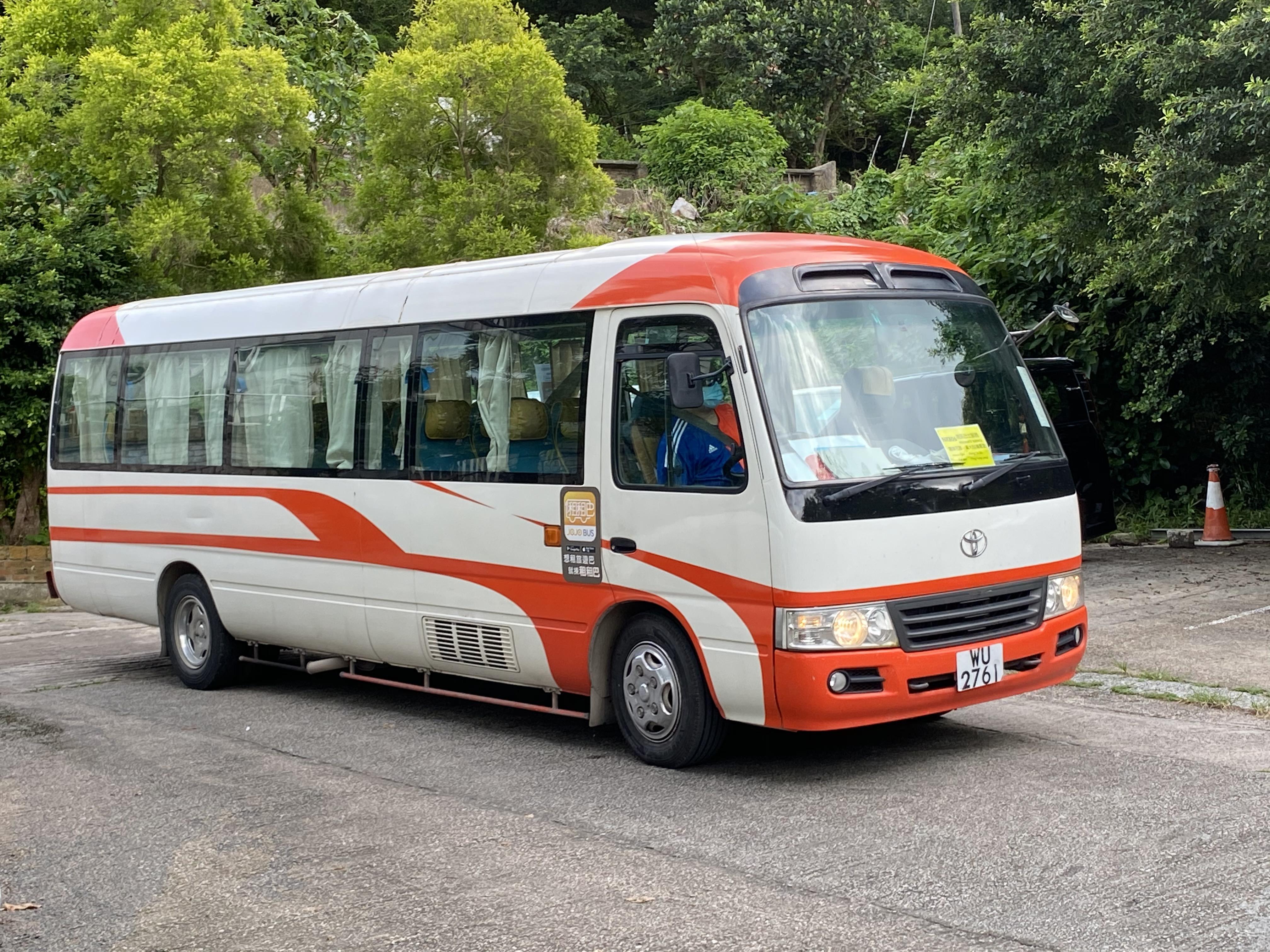 居民巴士NR806線