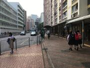 Wan Chai to Tsuen Wan place in Fuk Loi Estate Terminus