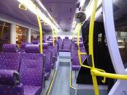 7500 cabin interior