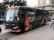 SK4899 Great Leader Bus NR727 03-02-2021