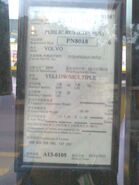 7500 PN8018 Motor Vehicle Licence
