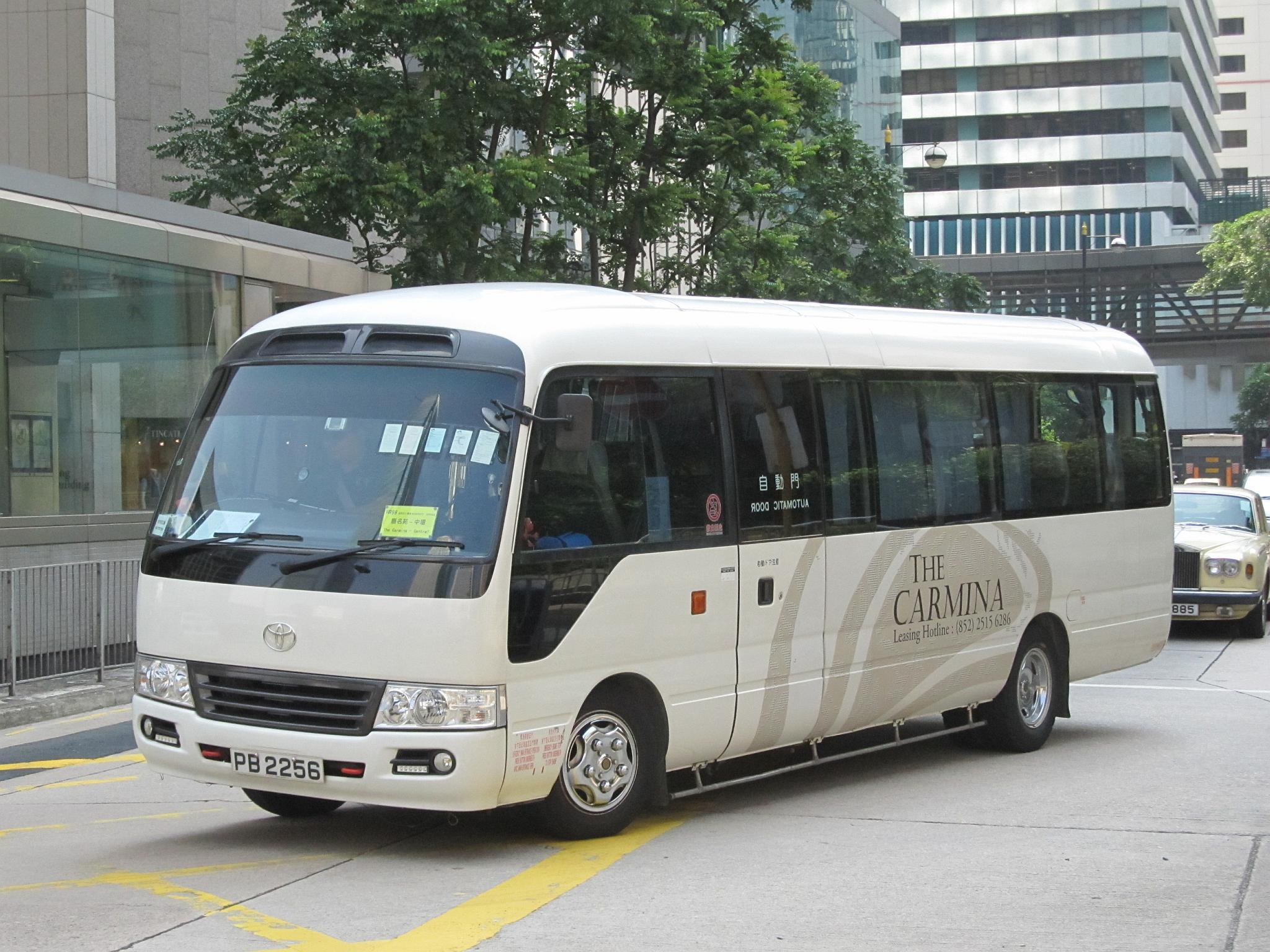居民巴士HR89線