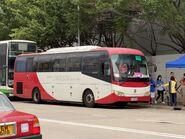 Jackson Bus TT3763 MTR Free Shuttle Bus E99M 18-04-2021