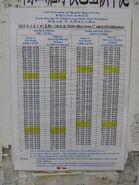 NR950 timetable eff 20130401