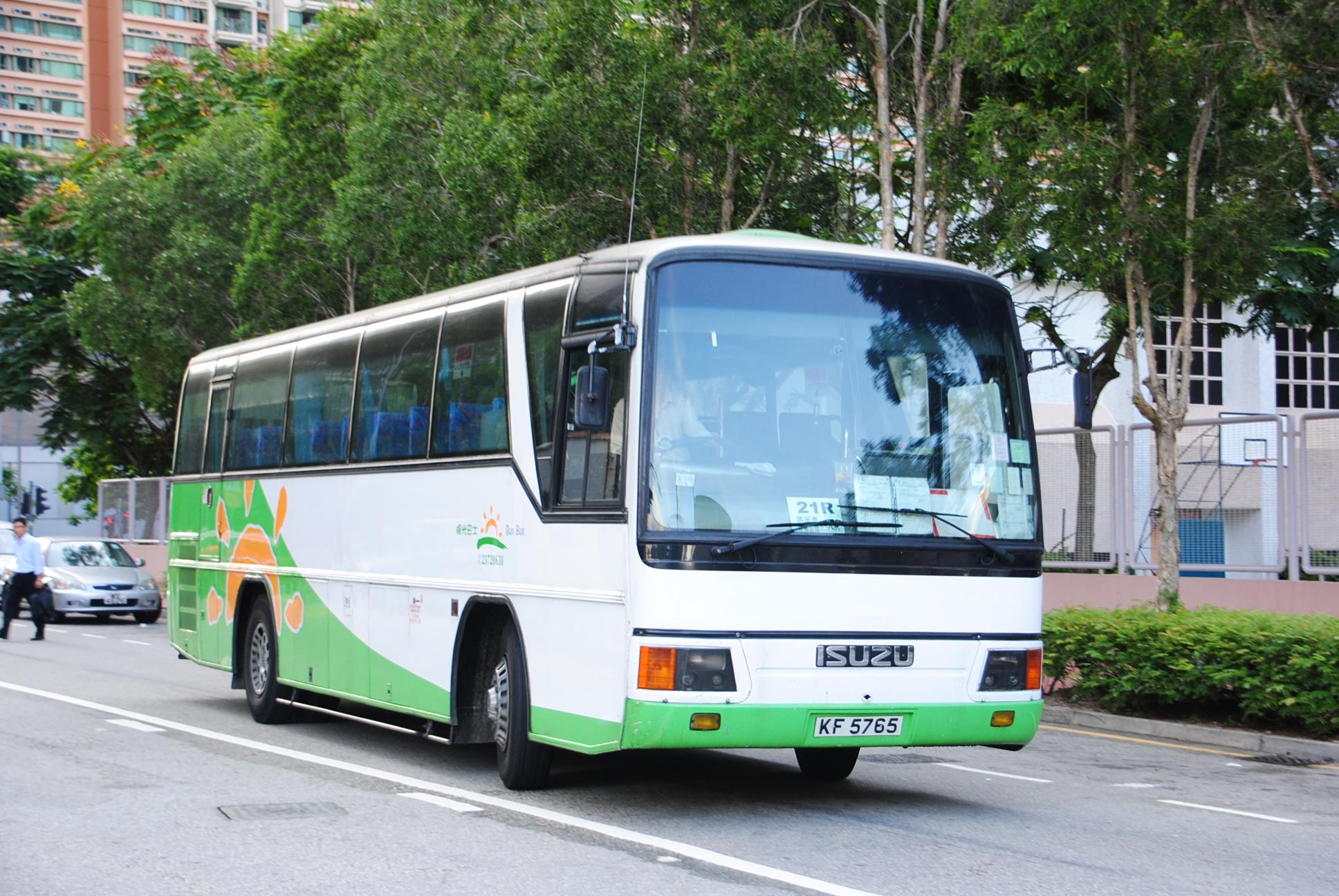居民巴士NR21線