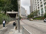 The Open University of Hong Kong not use bus stop 09-04-2021