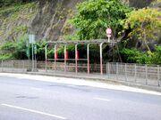 Wah Lai Estate bus stop ----2013 10