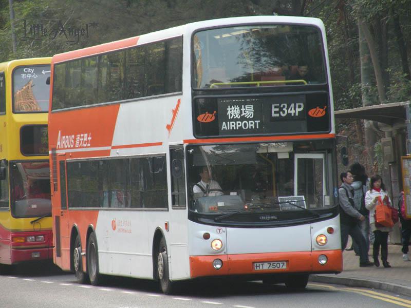 龍運巴士E34P線 (第一代)