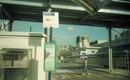 KCR K16 bus stop