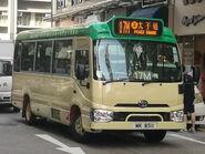 ToyotacoasterWK8511,KL17M