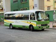 EE873 Great Leader Bus NR950 18-01-2021