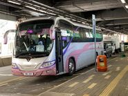 HK310 Jackson Bus Heung Yip Road No 41 to Aberdeen Shuttle Bus 05-05-2021