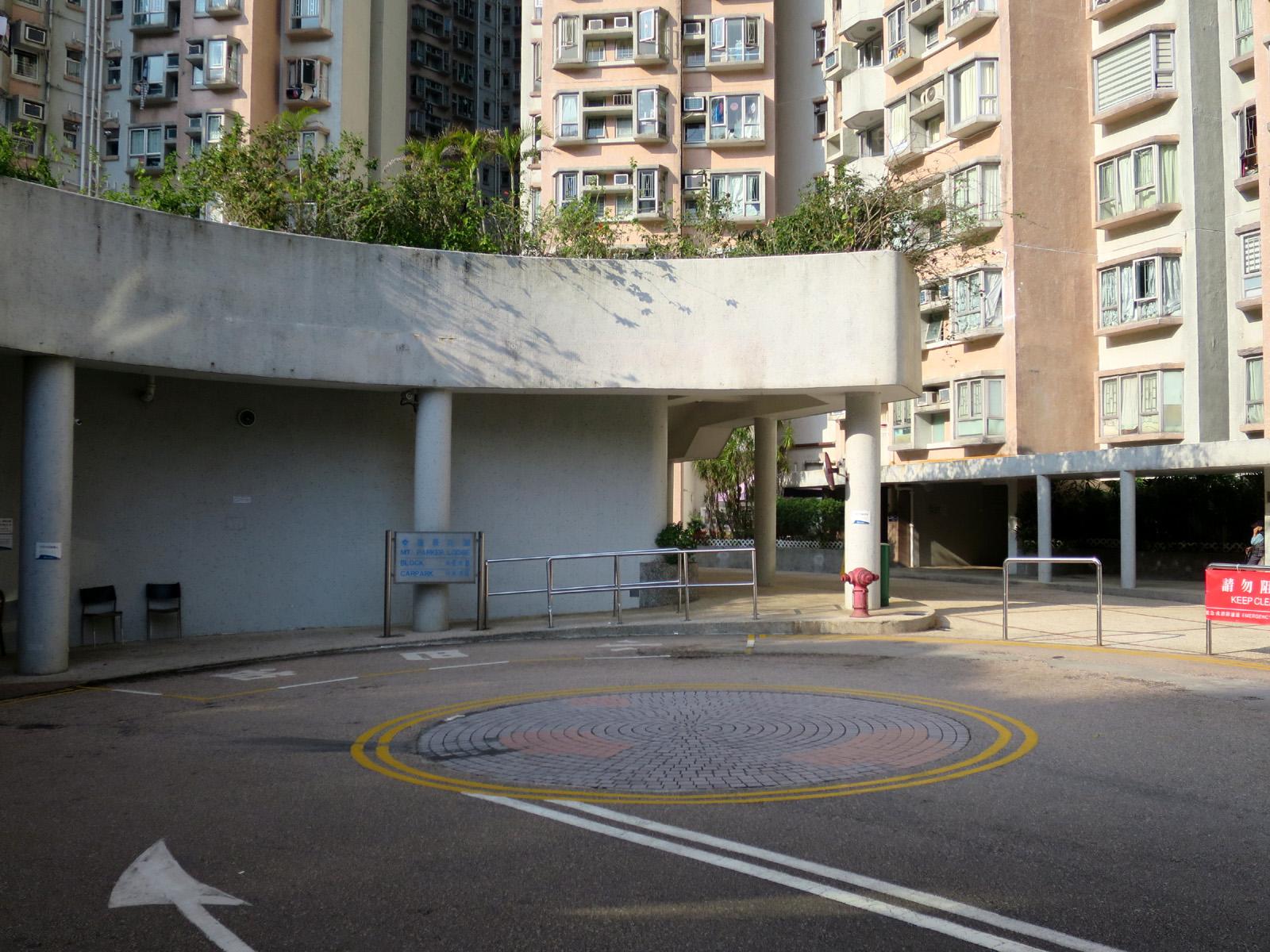 康景花園總站