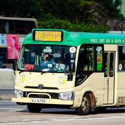 九龍專綫小巴46線