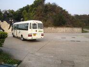 Kau Sai Chau Pier bus terminus 2