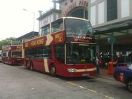 9 Big Bus Red Route(Hong Kong Island Tour) 16-04-2014