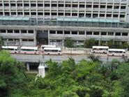 Shatin Hospital from A Kung Kok Road
