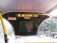 CTB 8203 Stop reporter