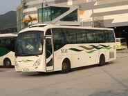 NLB MN67 Training Bus 10-05-2019