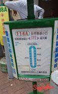 NTGMB 114A Route Info