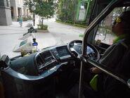 SC6878 driver seat