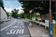 Wong Shek Pier Alighting Only Bus Stop 20140817