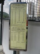 NR767 timetable May14